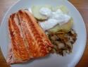 Recetas con pescado bajas en colesterol para las fiestas de fin de año