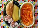 Almuerzos para niños con colesterol alto