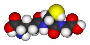 Estructura de un antioxidante