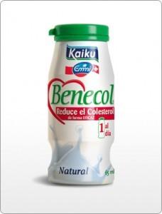Bebida láctea adicionada con estanol vegetal