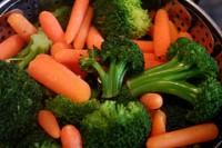 Receta con brocoli y zanahoria