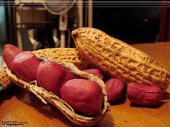 Propiedades del maní para reducir el colesterol