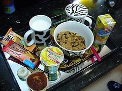 Desayunos para dietas contra el colesterol alto