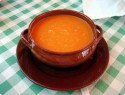 Sopa de calabaza, zanahoria y jengibre, ideal para tu dieta anticolesterol