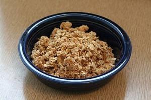 Granola contra el colesterol