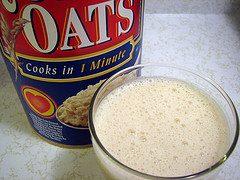 Propiedades de leche de avena para bajar el colesterol