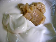 Salsa mayonesa sin colesterol