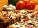 Pizza de berenjena libre de colesterol
