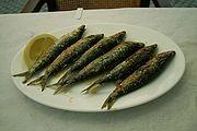 Propiedades de las sardinas