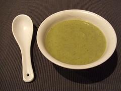 Receta de sopa de brocoli