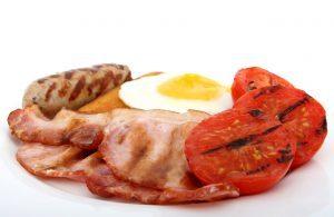 alimentos con colesterol