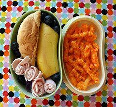 Almuerzo infantil