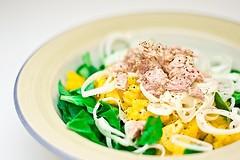 Recetas con atún para aumentar el colesterol HDL