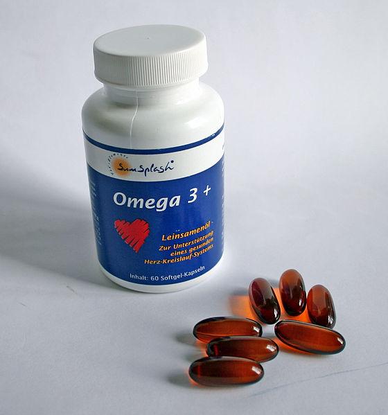 Cómo tomar el Omega 3 para reducir los triglicéridos o