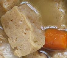 Guisado de seit n contra el colesterol for Cocinar seitan